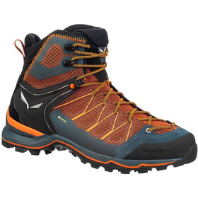 SALEWA MTN Trainer Lite GTX Mid Schoenen Heren, black out/carrot